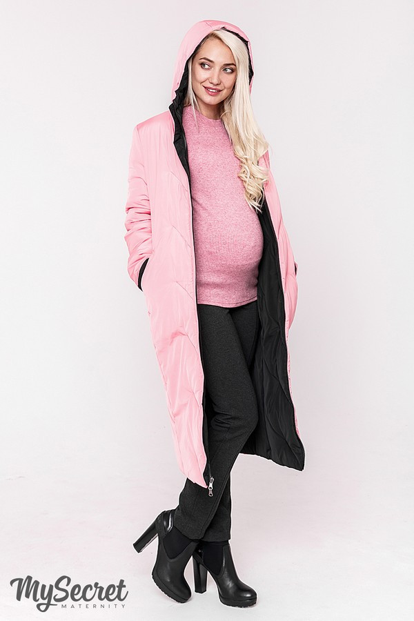 У нас вы можете купить верхнюю одежду для беременных со вставками для  животика, ... e632765d18a