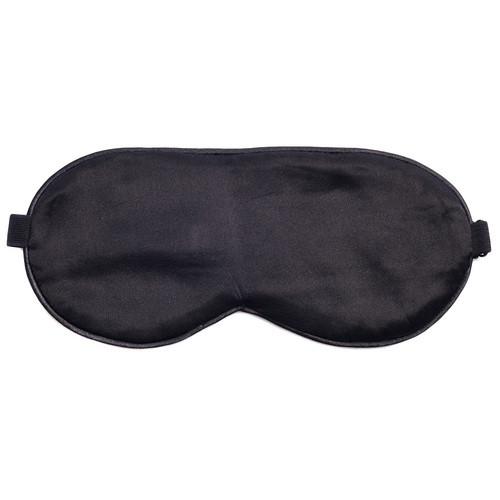 Маска для сна наглазная мягкая, 100% шелк