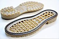 Подошва для обуви женская АСТРА-4 бежевая р.36-41