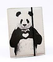 Визитница Панда