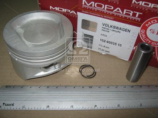 Поршень VOLKSWAGEN (Фольксваген) 77,01 1,6i (пр-во Mopart)