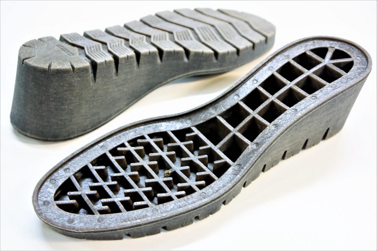 Подошва для обуви женская Мелиса-10 коричневая р.36-41