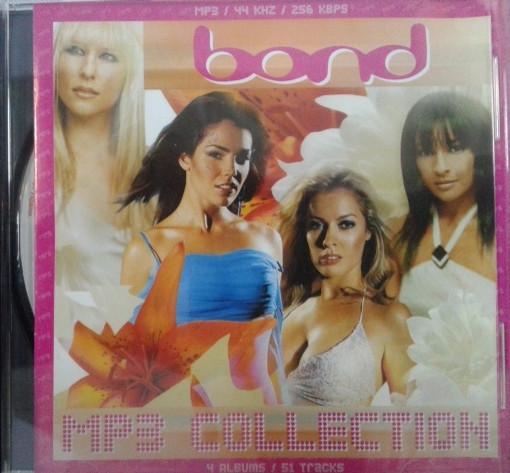 MP3 диск Bond - MP3 Collection