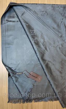 Палантин Louis Vuitton мокрый асфальт, фото 3
