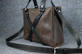 """Женская сумка """"Крестик XL""""  Винтаж"""