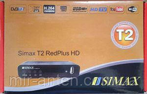 SIMAX RED PLUS HD Т2