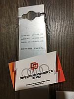 Щетки стеклоочистителя AUDI A8 S8 4H 4H1998002B. Комплект 2 штуки. Оригинал. Безкаркасные., фото 1