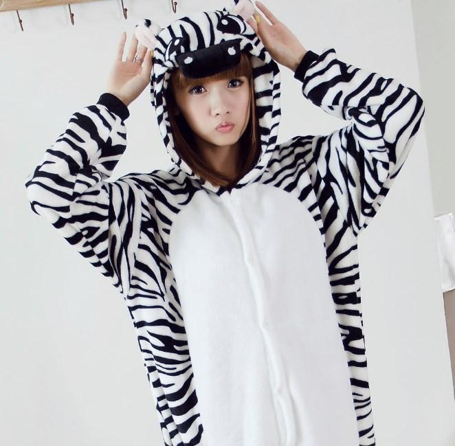 Пижама кигуруми женская и мужская Зебра Марти - Интернет магазин tsarsky- shop.com в 1afdd7caa504e