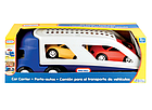 Игрушечная машинка Автовоз Трейлер с машинками Little Tikes 170430, фото 5