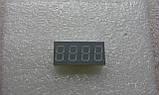 GNQ-4042AS-21 Світлодіодний індикатор 4-розрядний червоний, фото 2
