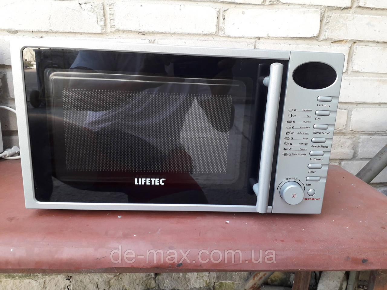 Микроволновая печь мікрохвильова піч СВЧ Lifitec LT 11471 20л 800Вт Гриль