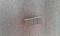 GNQ-4042AS-21 Светодиодный индикатор 4-разрядный красный