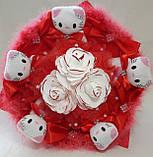 Букет из игрушек Hello Kitty, фото 2