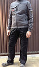 Куртка-толстовка Sweat Dynamic Plus Grey Wurth, фото 3