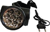 """Ліхтарик """"Yajia"""" YJ-1858 (на лоб), фото 1"""