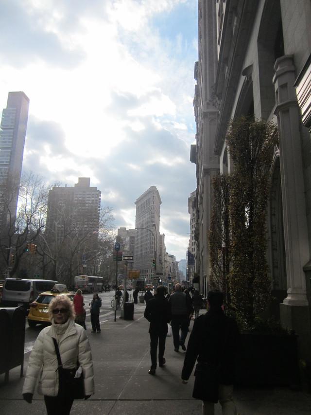 Раздел Женское термобелье - фото teens.ua - Нью-Йорк,Flatiron Building
