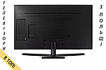 Телевизор SAMSUNG UE43NU7472 Smart TV 4K/UHD 1800Hz T2 S2 из Польши 2018 год, фото 4