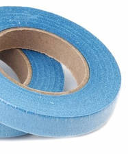 Тейп-лента 12 мм, голубая, 23 метра, 558421