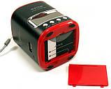 Портативная MP3 Колонка WS 259 Спикер USB FM am, фото 5