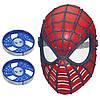 Электронная маска Человека Паука с дисками, Hasbro оригинал из США