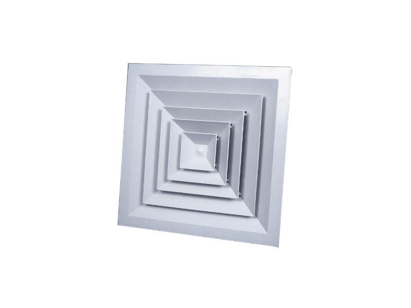 Диффузор квадратный пластиковый 330 мм (220) Twitoplast (Израиль)