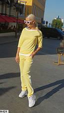 Спортивный костюм женский демисезонный размеры: 42-44, 46-48, фото 2