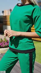 Спортивный костюм женский демисезонный размеры: 42-44, 46-48