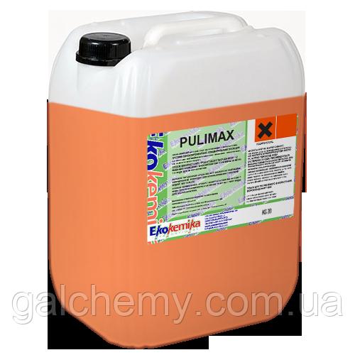 Автошампунь для беcконтактной мойки Pulimax 20 кг Ekokemika