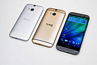 Смартфон HTC One m8 (экран 4,5 дюйма GPS Android 4.2.2 на 2 sim) + стилус!
