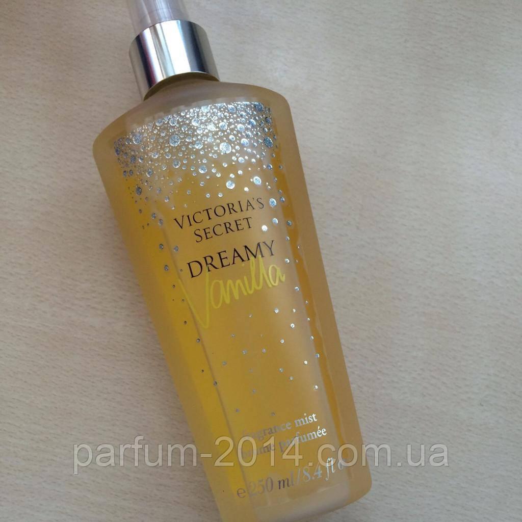Парфюмированный спрей для тела Victoria's Secret Fragrance Mist Dreamy Vanilla (реплика)