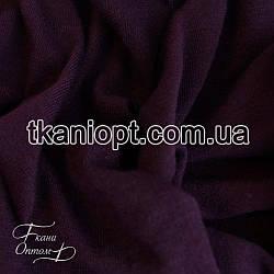 Ткань Трикотаж ангора (Баклажан)