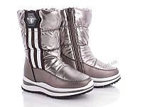 Новая коллекция зимней обуви 2018. Детская зимняя обувь бренда GFB ( Канарейка) для девочек d8f2ddc7e0e