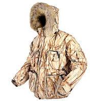 "Зимний костюм ""Гриф"" Бежевый камыш для рыбалки и охоты"