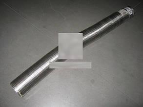 Гофра D 100 ( L=1 м.) SCANIA металлорукав на Грузовые АВТО (нержавеющая сталь)  Украина РМВ 101х1000