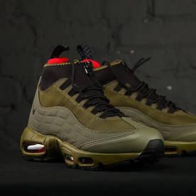 Nike Air Max Sneakerboot 95 Haki  (реплика)
