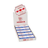 Лезвия для педикюрного станка Merkur 100 шт, фото 1