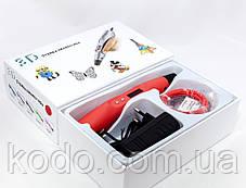 3D ручка YuandaКрасный, фото 3