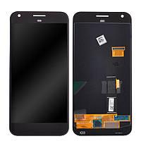 Дисплей (LCD) Google PIXEL XL с тачскрином, black