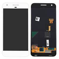 Дисплей (LCD) Google PIXEL с тачскрином, white
