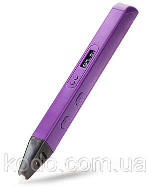 + 15 м PLA  пластика в подарок Пурпурный, фото 2