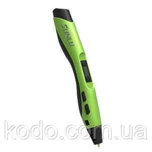 3D ручка Sunlu SL-300(ABS/PLA) Зеленый, фото 2