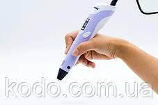 Оригинальная 3D ручка 2-го поколения MyRiwell 2 RP100B(ABS/PLA), фото 2
