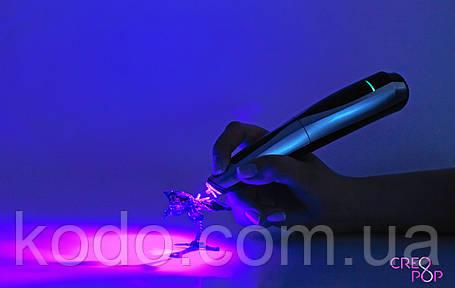 3D Ручка CreoPop фотополимерная - холодные чернила, фото 2