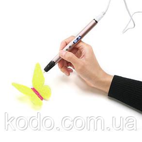 3D ручка Air Pen RP900a 7-го поколения  розовая, фото 2