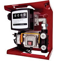 Мини азс на 70 л 220В Заправочный модуль для топлива
