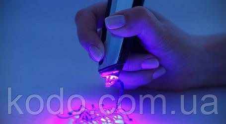 3D Ручка JS фотополимерная - холодные чернила, фото 2