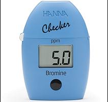 Фотоколориметр HI716 Checker НANNA для определения концентрации брома,Германия