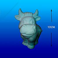 Набор для творчества, Гипсовая 3D раскраска Корова №10 009483