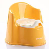 Детский горшок ЙоЙо Babyhood желтый (BH-102Y)