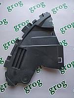 Защита переднего бампера левая  SANDERO 620254755L